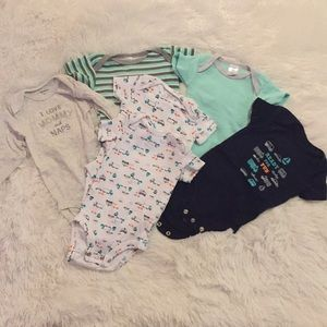 Other - Onsie bundle size 0-3 months sold together